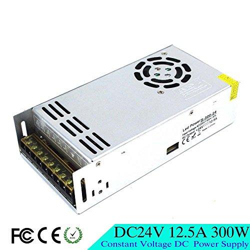 24V 12.5A 300W LED Fahren Schaltnetzteil Die Industrielle Energieversorgung Monitor - ausrüstungen Motor Transformator cctv 110/220VAC-DC24V Switching Power Supply (Motor 12,5 A)