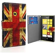 Accessory Master 5055716365696 - Funda para Nokia Lumia 520, Multicolor