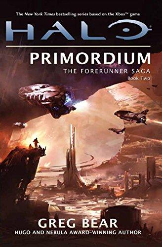 Halo: Primordium (Forerunner Saga (Halo)) por Greg Bear