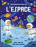 L'espace - Autocollants Usborne