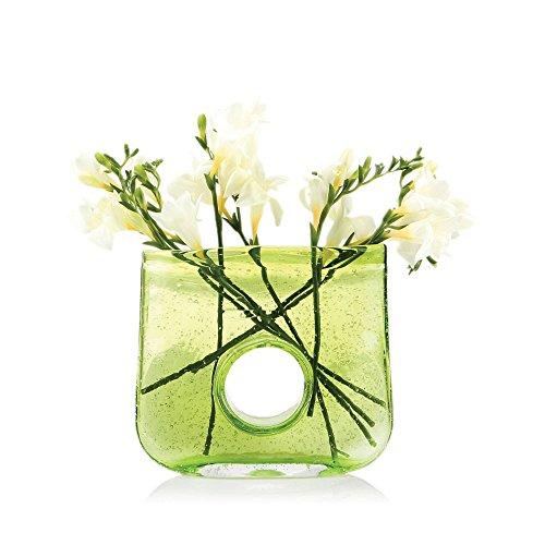 Chive Glas Bliss Rechteck Vase–parent grün (Rechteck-glas-vase)