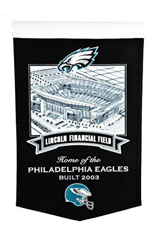 Winning Streak NFL Philadelphia Eagles Lincoln Fincoln Banner (Philadelphia Eagles-wand-banner)
