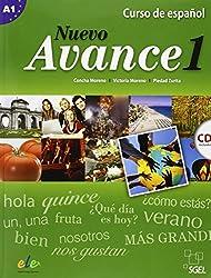 Nuevo Avance 1. Libro del alumno (inkl. CD): Curso de español. Nivel A1