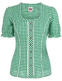e3c20118ec50 Spieth   Wensky - Karierte Damen Trachten Bluse in Verschiedenen Farben,  Petra…