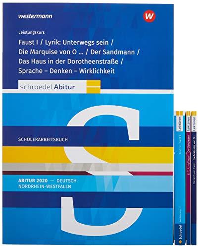 Schroedel Abitur - Ausgabe für Nordrhein-Westfalen 2020: Schülerpaket Leistungskurs zum Abitur 2020: Deutsch - Qualifikationsphase