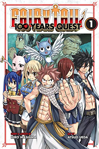 Fairy Tail: 100 Years Quest Vol. 1 (English Edition)