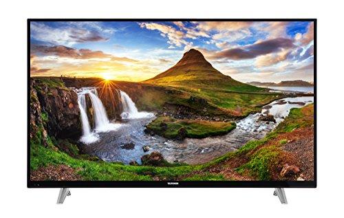 Telefunken D50U293N4CW 127 cm (50 Zoll) Fernseher (4K Ultra HD, Triple Tuner, Smart TV)