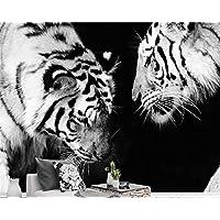Tigre bianca accessori decorativi decorazioni per amazon.it
