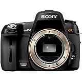 Sony DSLR-A450 SLR-Digitalkamera (14 Megapixel, EXMOR Sensor, Live-View) nur Gehäuse