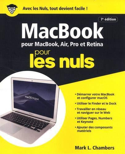 MacBook 7e Pour les Nuls par  Mark L. CHAMBERS