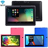 7inch Google Android 4.4 Quad Core Tablet PC 1GB+8GB Dual Camera WiFi Bluetooth - B07GVL61DM