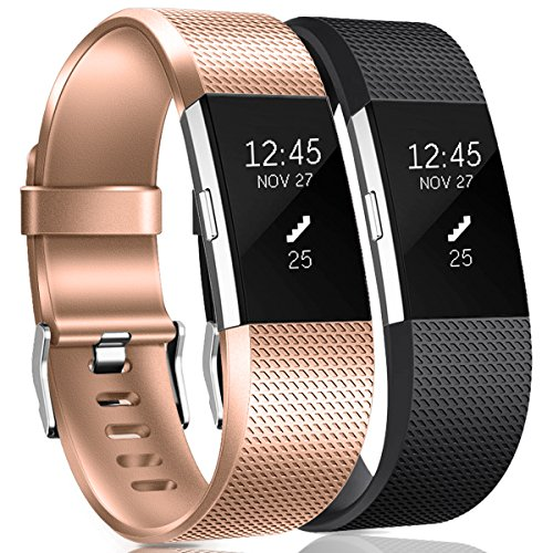 HUMENN For Fitbit Charge 2 Strap...