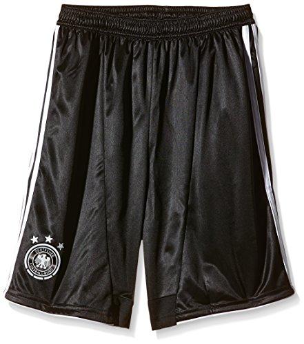 adidas Jungen Short DFB Home, black/white, 164, X24269