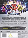 Power Rangers Ninja Steel: Survive (Volume 2) Episodes 5-8 [DVD]