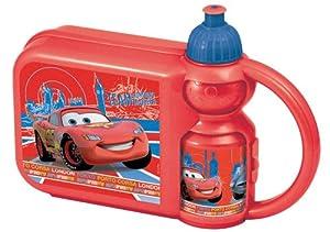 Cars Spel 004520 Disney 2 - Fiambrera para Almuerzo con Botella