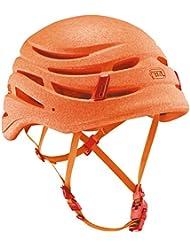 Petzl Sirocco - Casco para escalada y alpinismo (165g, polipropileno expandido) naranja naranja Talla:52 - 61 cm
