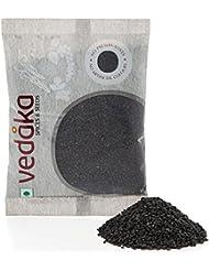 Amazon Brand - Vedaka Black Sesame (Til), 100g