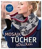 Mosaiktücher stricken: Raffinierte Projekte für jede Gelegenheit