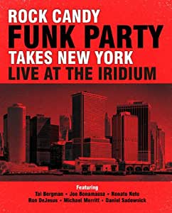 Takes New York - Live At The Iridium (feat. Joe Bonamassa) [Deluxe Edition]