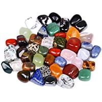 Jannyshop Mineral Rock Variety Edelsteine poliert Artware Unregelmäßige Form Gemischter Bunter Mineral Bergkristall... preisvergleich bei billige-tabletten.eu