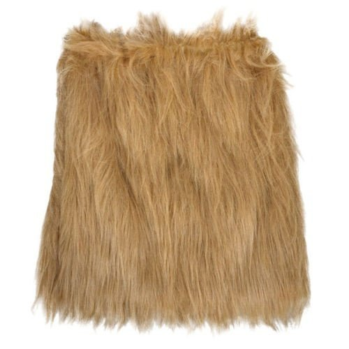 Lion Mane peluca complementarias León melena para disfraces de mujer y de perros con regalo para Navidad Holloween Party, León peluca para medianas y grandes perros de tamaño