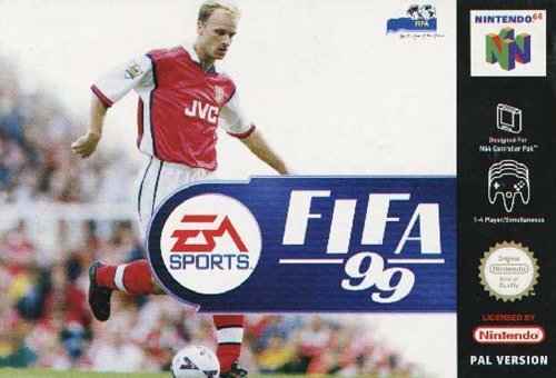 FIFA 99 by Electronic Arts