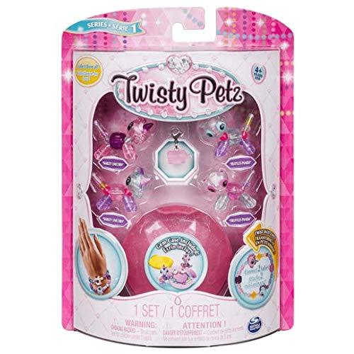Twisty Petz - Twin Baby 4PK - Unicorni e Panda