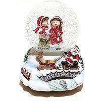 Weihnachtsdeko Schneekugel.Suchergebnis Auf Amazon De Für Weihnachtsdeko Schneekugeln