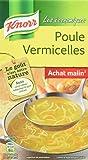 Knorr Soupe Les Économiques Poule Vermicelles 1 L