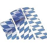 Amscan–4010–4rollos papel crepé fiesta de la cerveza–1000x 6cm