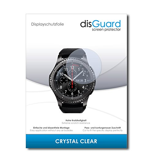 4-x-disguardr-screen-protector-samsung-gear-s3-frontier-screen-protection-film-crystalclear-invisibl