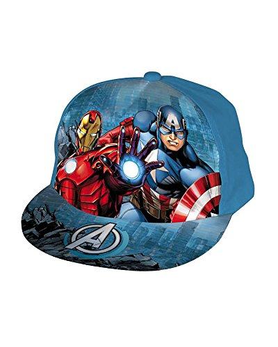 Gorra Vengadores Avengers Marvel Visera Plana
