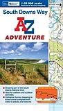 South Downs Way Adventure Series (Adventure Atlas)
