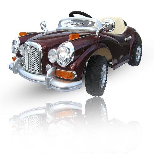 Children-Electric-car-MB-vintage-im-Retro-Style-JE128-electric-Childrens-Car-Children-Vehicle