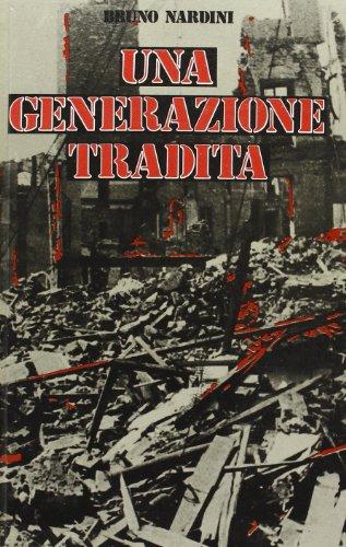 Una generazione tradita