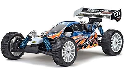 Carson 500202007 - 1:8 CY Specter Two Sport ARR 4.1 ccm, Fahrzeuge von Carson