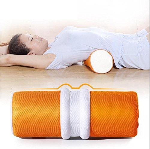 korrektur-lumbale-bauch-abnehmen-yoga-fitness-becken-kissen-orange-orange