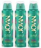 Best Always Deodorant Spray For women - Jovan Tropical Musk Deodorant Women Boday Spray Set Review