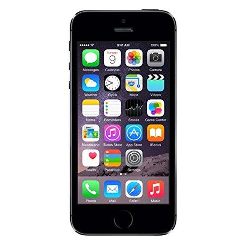 Foto Apple iPhone 5S Grigio Siderale 32GB (Ricondizionato)