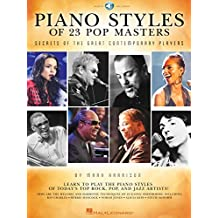 Piano Styles of 23 Pop Masters: Secrets of the Great Contemporary Players