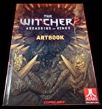 The Witcher 2 : Assassin of Kings Collector's Edition Exclusive Hardcover Art Book