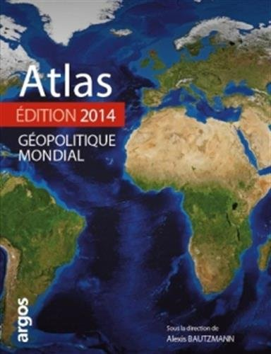 Atlas gopolitique mondial 2015