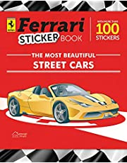 Ferrari The Most Beautiful Street Cars An Exciting Sticker