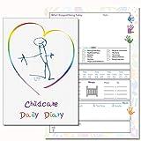 Puériculture Agenda journalier, les liens Eyfs Agenda, chambre d'enfant, enfant, Early Years Care, 16