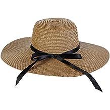 Vectry Sombreros Paja Sombrero Sombrero Mexicano Sombreros Mujer Playa  Sombrero Disfraz Sombrero De Copa Disfraz Sombrero 4a52b237f24