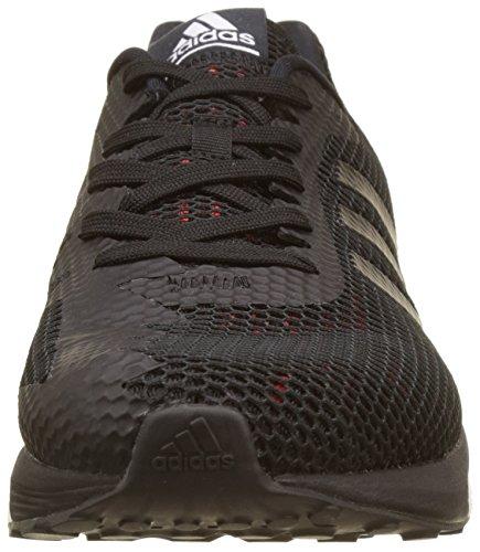 Hombre Negro Núcleo Vengativa M núcleo El Adidas Negro Solar Zapatos Naranja Correr Para Negro wYax1q16