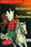 Geisterritt an Halloween - Ponyhof Wiesental (Kinderbibliothek 10-12 Jahre) [Sonderausgabe mit Pferde-Sticker-Bogen]