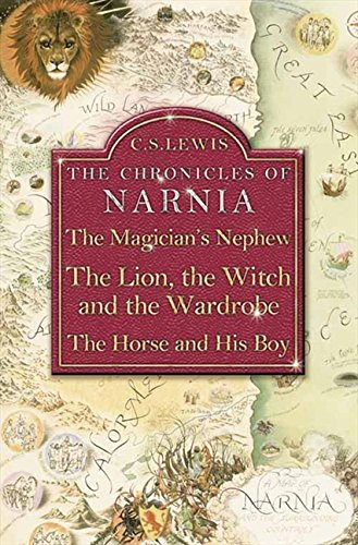 The Magician's Nephew / The Lion, The Witch and The Wardrobe / The Horse and His Boy: WITH