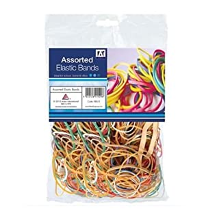 Anker International Stationary 60 g Elastic Band in a Bag