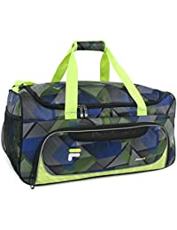 Fila Energy MD Travel Gym Sport Duffel Bag - Bolsa de Viaje Adulto Unisex b5b9a13de3fcd